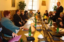 Setkání zástupců všech euroregionů 01