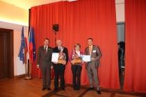the Town of  Ústí nad Orlicí Award