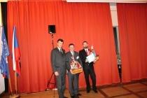 the Town of Hronov Award