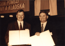 Otcové zakladatelé - František Bartoš a Czesław Kręcichwost