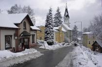 05. Město v zimě
