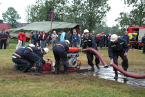 Firemen competition