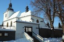 "Church ""Annunciation"" in Lično"