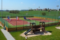 "New multipurpose playground ""Sokolík"""