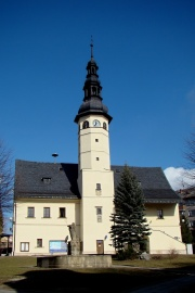 06. Town Hall with the Information centre