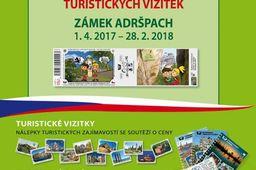 Výstava turistických vizitek