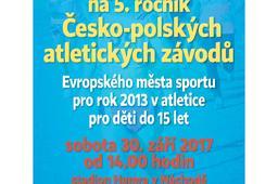 5. ročník Česko-polských atletických závodů