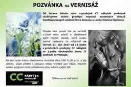 Vernisáž umělců Petra Zemana a Lenky Máslové Špetlové