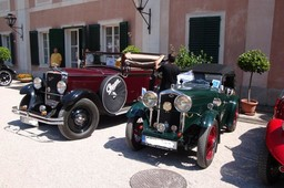 17. setkání majitelů historických motorových vozidel