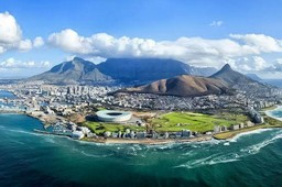 Okruh jižní Afrikou