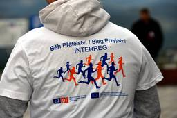 Běh PŘÁTELSTVÍ INTERREG V-A Česká republika - Polsko