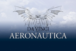 Aeronautica – létající stroje Leonarda da Vinciho
