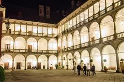Noční prohlídky opočenského zámku