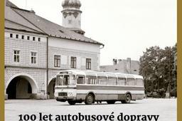 100 let autobusové dopravy na Novoměstsku