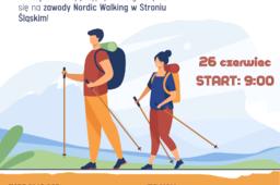 Závodění ve nordic walkingu