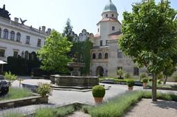 Zahájení sezóny na zámku Častolovice