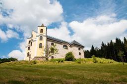 Prohlídka věží kostela Nanebevzetí Panny Marie v Neratově