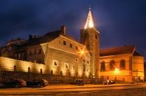 Bystrzyca Klodzka, Baszta Rycerska i Muzeum Filumenistyczne