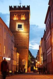 Šikmá věž, Zabkowice Slaskie