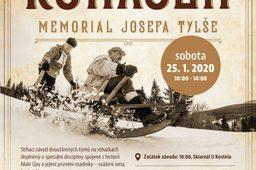 Závody rohaček - memoriál Josefa Tylše