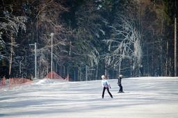 Zima na sjezdovce