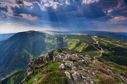 Krásy Krkonoš a Sovích hor