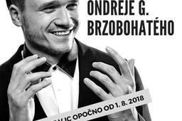 Vánoční koncert Ondřeje G. Brzobohatého