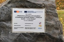 Kámen s pamětní deskou