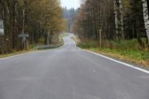 Polom - nová silnice