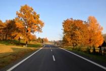 Pastviny - nová silnice