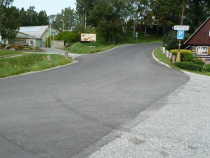 Komunikace k hraničnímu přechodu Olešnice v Orlických horách/Kociol