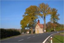 Pastviny Vitanov - nová silnice