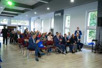 02_1. den výroční konference EURG - Hotel St. George, Kudowa Zdrój