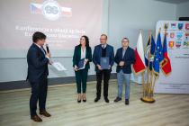06_1. den výroční konference EURG - Hotel St. George, Kudowa Zdrój - podpis memoranda