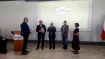 03_1. den výroční konference EURG - Hotel St. George, Kudowa Zdrój - křest nové publikace